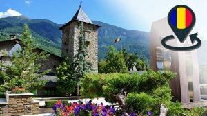 histoire d'Andorre, chronologie des dates