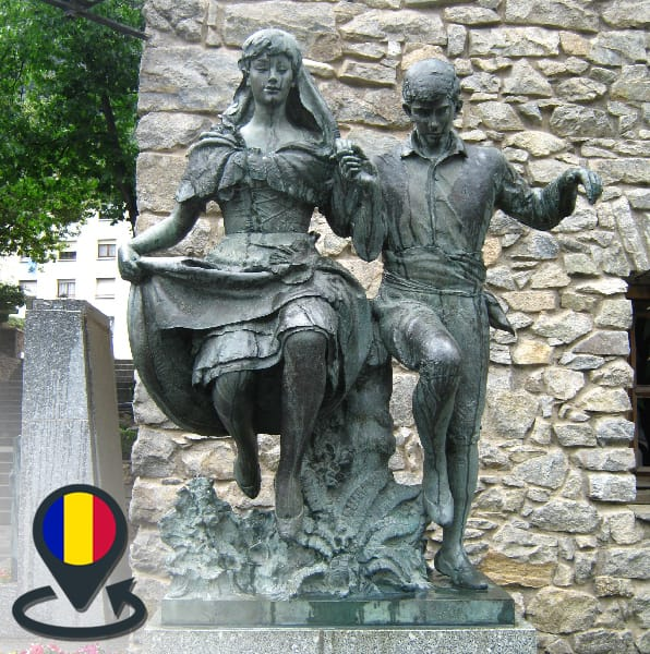 Monument to the New Reformation, Andorra la Vella