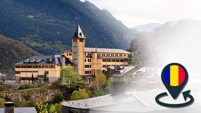 Colegio Sant Ermengol, Andorra