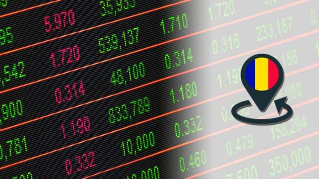 Operações no mercado de ações em Andorra em 2020. Negociante, corretora e analista financeiro.