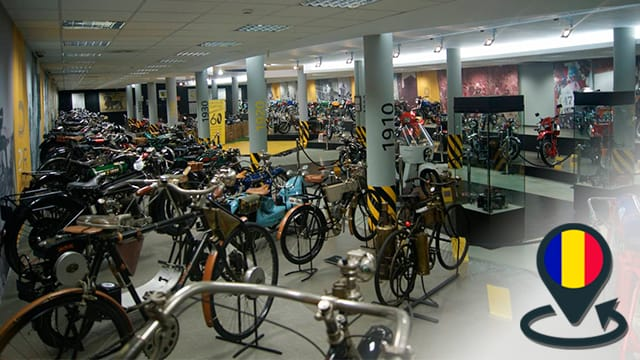Museo de la Moto de Canillo, Andorra