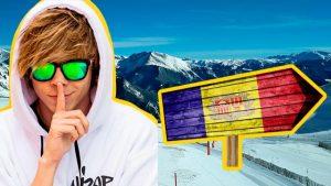 Rubén Doblas Gundersen es muda a Andorra: un altre youtuber més